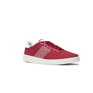 N'go Shoes Saigon Vegan Hoan Kiem | Red Canvas - N'go Shoes