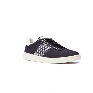N'go Shoes Saigon Vegan Hoa Lu | Black Canvas - N'go Shoes