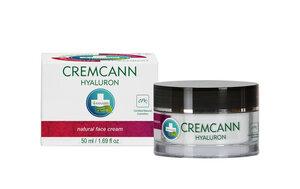 CREMCANN Hyaluron Anti-Aging und Feuchtigkeitscreme 50ml - ANNABIS