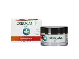Gesichtscreme CREMCANN Q10 befeuchtende Tagescreme bei sensibler Haut 50ml - ANNABIS