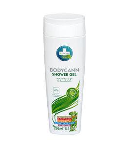 BODYCANN SHOWER GEL befeuchtendes Duschgel für sensible Haut 250ml - ANNABIS
