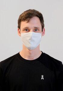REDAAV 2.0 OC AA Unisex Behelfs-Mund-Nasen-Maske aus Bio-Baumwolle - ARMEDANGELS