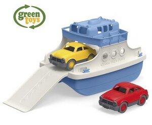 Fähre mit Fahrzeugen - Green Toys