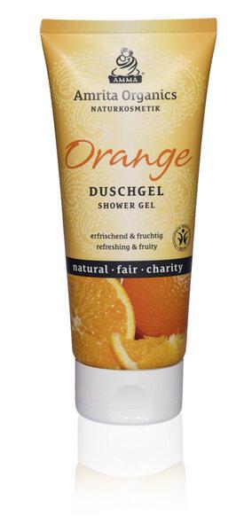 Duschgel Orange BDIH & VEGAN