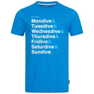 Perfect Week T-Shirt Herren - Lexi&Bö