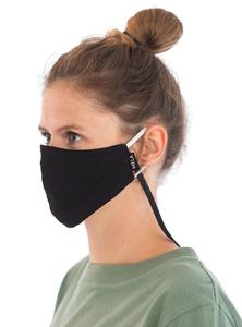 Behelfs-Mund-Nasen-Maske aus Bio-Baumwolle, schadstofffrei, Unisex - Fairtrade & GOTS zertifiziert - MELAWEAR