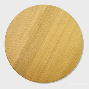 Eiche Natur - Große Tischplatte für Lockengelöt Ölfassmöbel - Lockengelöt