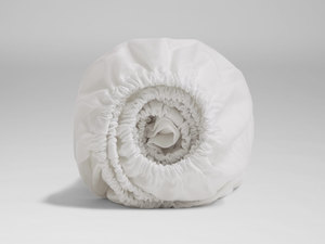 Spannbettlaken Baumwolle Tencel Bio-Baumwolle - Yumeko