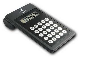 Wasserbetriebener Taschenrechner - H2O
