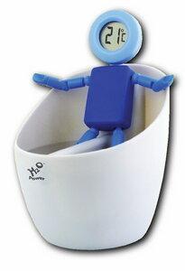 Wasserbetriebenes Raumthermometer - H2O
