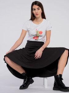 """Damen T-Shirt """"Values"""" - Erdbär"""