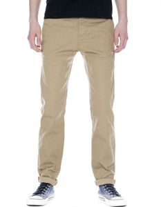 Chino-Hose Regular Anton beige - Nudie Jeans