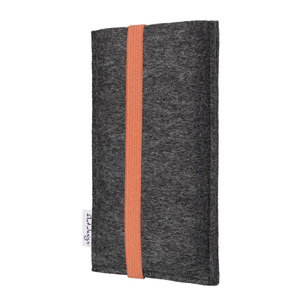 Handyhülle COIMBRA für Huawei Mate-Serie - VEGAN - Filz Schutz Tasche - flat.design