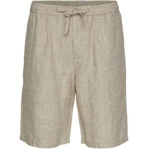 Leinenshorts - BIRCH loose linen shorts - VEGAN - KnowledgeCotton Apparel