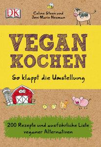 Vegan kochen - Dorling Kindersley Verlag