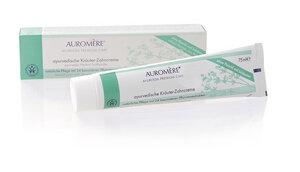 Ayurvedische Kräuter-Zahncreme BDIH & Vegan - Apeiron Natural Care