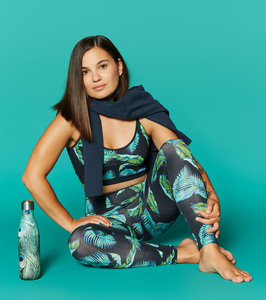 Yogahose - Join the Class Legging  - Mandala