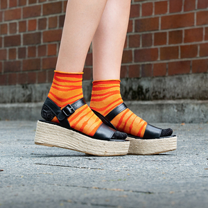 "Socken aus supersofter Viskose ""Easy-going Conny"" mit Rollrand - Too Hot To Hide"