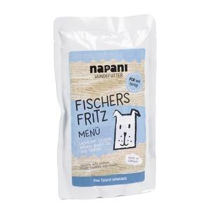 Menü f. Hunde Fischers Fritz - napani