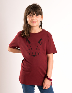 Fuchs - Kinder T-Shirt - Róka - fair clothing