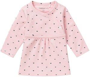 Babykleid Herzchen rosa - Noppies