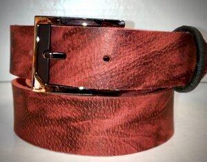 BUTTERFLY - Handgemachter Ledergürtel  - SaSch belt & bags