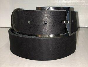 COTTONMOUTH - Handgemachter Ledergürtel  - SaSch belt & bags