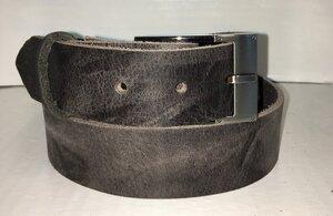 HUDSON HAWK - Handgemachter Ledergürtel  - SaSch belt & bags