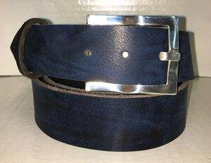 MC COOL - Handgemachter Ledergürtel  - SaSch belt & bags