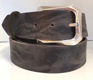 POSEIDON - Handgemachter Ledergürtel  - SaSch belt & bags