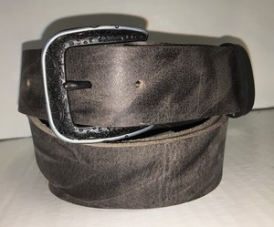 HURRICAN - Handgemachter Ledergürtel  - SaSch belt & bags