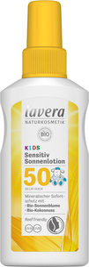 Sensitiv Sonnenlotion KIDS LSF 50 - Lavera