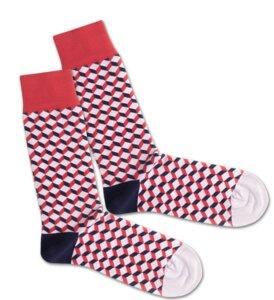 Socken - Indigo Dice - Dilly Socks