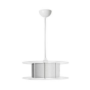 Hängeleuchte Spool upcycling Basic weiss - Tolhuijs Design