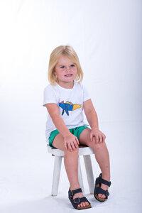 Walkabout Walruss T-Shirt - Cooee Kids
