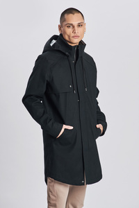 Technical Trench Coat Herren Mantel von ARYS - ARYS