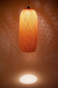 Bambuslampe xtra long - home on earth