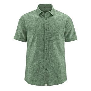 Sommerliches Herren Kurzarmhemd - HempAge