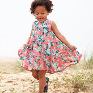 Chamäleon Kleid für kleine Mädchen - Kite Clothing