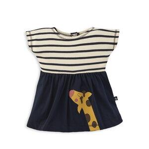 Baby Sommer Kleid mit Applikation - internaht