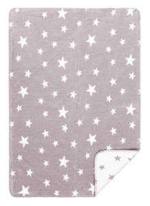Richter Textilien Babydecke new Stars reine Bio-Baumwolle - Richter Textilien