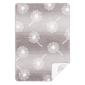 Richter Textilien Babydecke Pusteblümchen reine Bio-Baumwolle - Richter Textilien