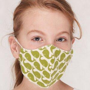loud + proud community Maske mit Gummizug Tiermotive - loud + proud