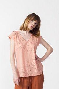 T-Shirt IDUIA pink - SKFK