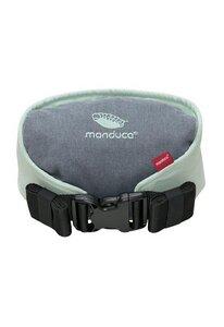Manduca Twist antracite/black oder grey/mint 100 % Baumwolle (kontrolliert biologischer Anbau) - Manduca