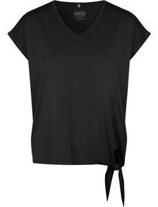 Damen-Shirt MARLEY TOP black - Komodo
