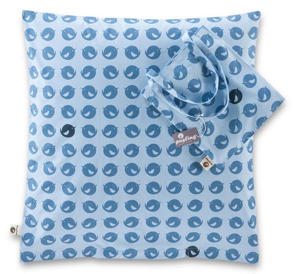 pusling bessere sachen f r kinder baby bettw sche blau avocadostore. Black Bedroom Furniture Sets. Home Design Ideas