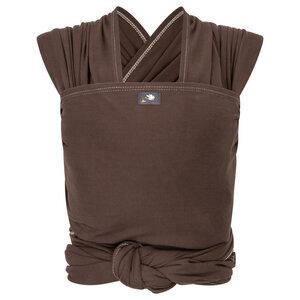 Hoppediz Newborn Babytragetuch  100 % Bio Baumwolle - Hoppediz®