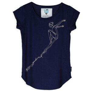 Shirt Asheville Tänzerin - Gary Mash
