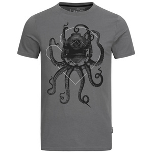Nautical Octopus Herren T-Shirt - Lexi&Bö